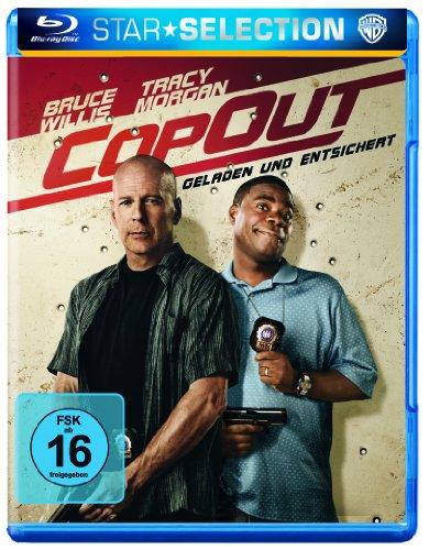 Warner Home Video - DVD Cop Out - Geladen und Entsichert [Blu-ray]