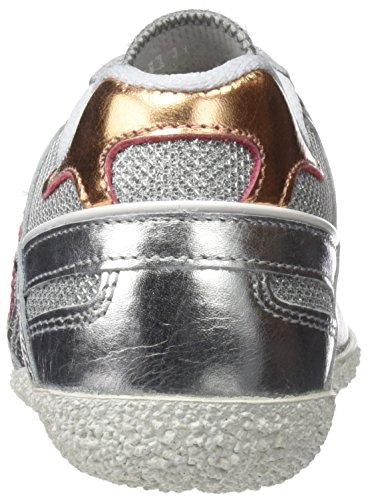 Munich Mini, Chaussures mixte enfant Argenté