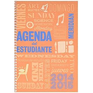 ADT A132Agenda Meridian A5SV Spanish