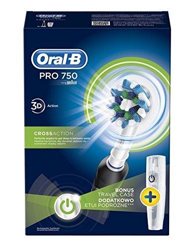 Oral-B 90714437, Kunststoff, schwarz/weiß