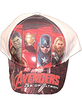 Marvel Avengers Cap Kappe Schirmmütze