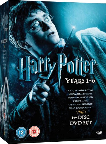 Harry Potter 1-6 [Reino Unido] [DVD]