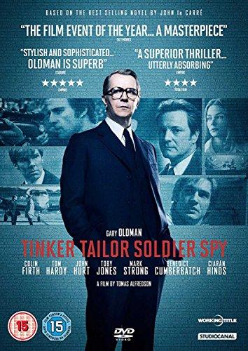 Tinker Tailor Soldier Spy [DVD] [Reino Unido]