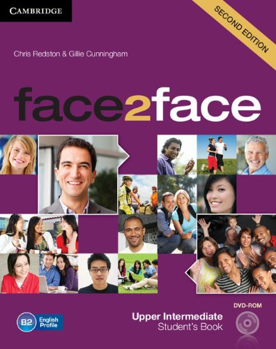 face2face Upper Intermediate Student's Book with DVD-ROM por Chris Redston