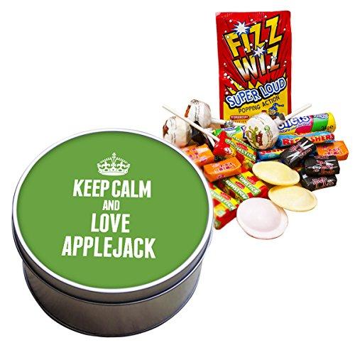 green-keep-calm-and-love-applejack-retro-sweet-tin-0775