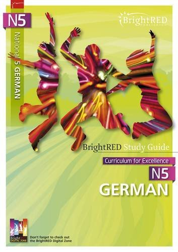 National 5 German (Bright Red Study Guide) by Susan Bremner (2015-10-30)