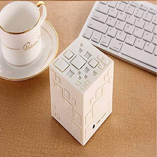 YUNYUE Qone Rubik 's Cube Bluetooth - Lautsprecher und subwoofer - Creative - tragbare Mini - Bluetooth - Audio Q+/Weiße