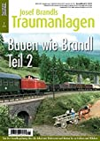 Bauen wie Brandl - Teil 2 - Von der Grundbegr�nung �ber die Arbeit mit Elektrostat und Matten bis zu Feldern und W�ldern - Eisenbahn Journal Josef Brandls Traumanlagen 1-2013 Bild