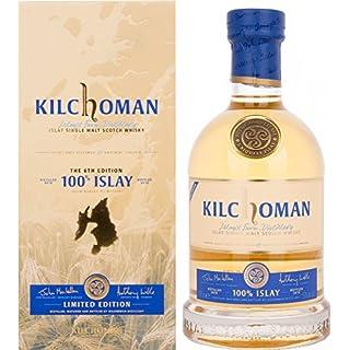 Kilchoman Islay 100% The 6th Edition Whisky 1 L