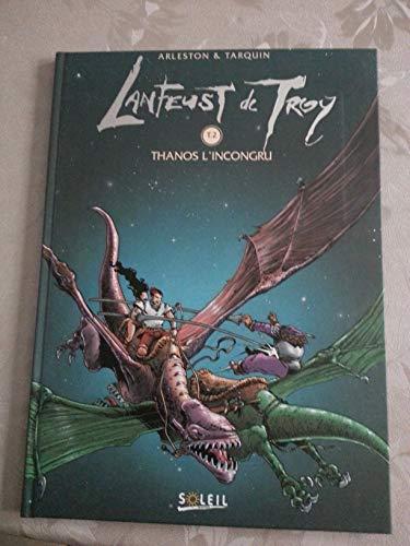 Lanfeust de Troy, tome 2 : Thanos l'incongru