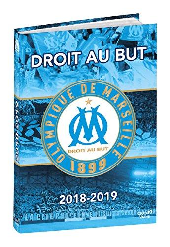 Quo Vadis Olympique Marseille TEXTAGENDA Agenda scolaire Journalier 12x17cm Année 2018-2019