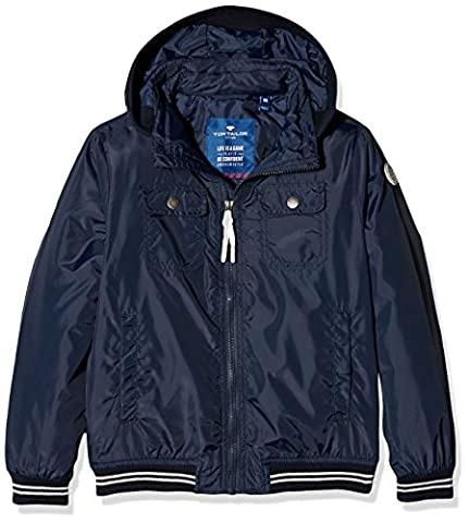 TOM TAILOR Kids Jungen Jacke nylon jacket with tippings, ,