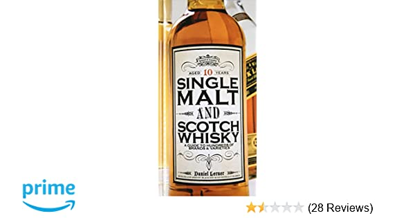 Buy Single Malt and Scotch Whisky Book Online at Low Prices