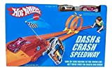 Hot Wheels DMW91 - Supercrash Race Track Vehicle