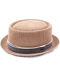 Bailey of Hollywood - Chapeau porkpie - 2 Colories - homme ou femme Runkle