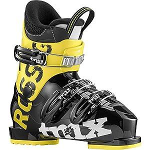 Rossignol TMX J3 Black/Yellow schwarz