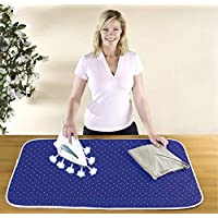 Wenko Extra Thick Steam Reflecting Ironing Table Top Blanket