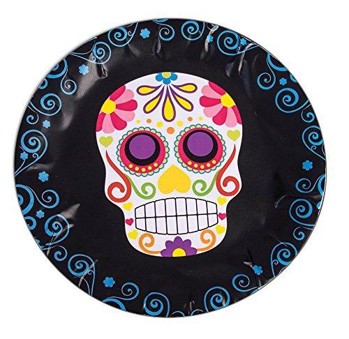 30Tag der Toten Platte, mehrfarbig, one size ()