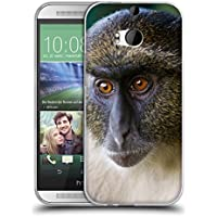 Super Galaxy Soft Flexible TPU Slim Fit Cover Case // V00003899 sykes monkey mount kenya // HTC One M8