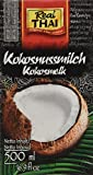 Real THAI Kokosmilch, 12er Pack (12 x 500 ml)
