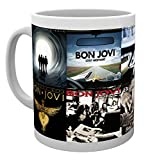 GB Eye LTD, Bon Jovi, Albums, Tasse de ceramique