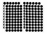 Klett SCHWARZ 2x 60 Paar I Klettverschluss Klettpunkte klein Rund 15 mm 240 Stück Flausch u. Haken Selbstklebend Doppelseitig Klebend Klebepunkte kleine Klettpunkte 15 mm Durchmesser Ø 15mm auf Karte