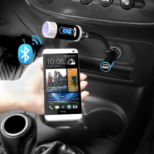 ikross-bluetooth-fm-transmitter-w-microphone-a2dp-wireless-radio-car-kit-hands-free-calling-and-char