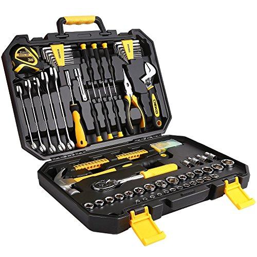 Set di utensili da 128 pezzi - Kit di attrezzi...