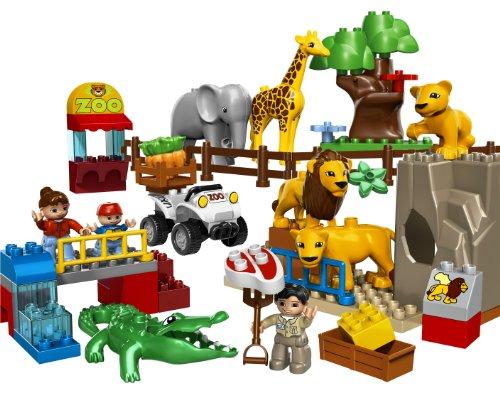 Imagen principal de LEGO Duplo 5634 - Juego de zoo [versión en inglés]