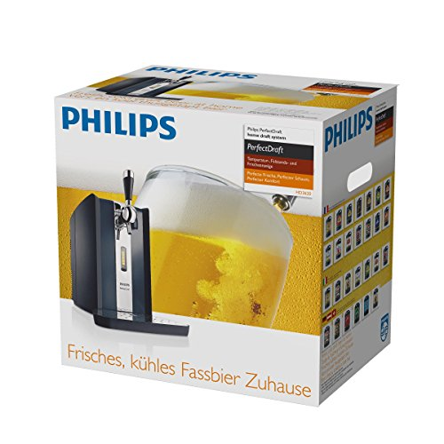 Philips Perfect Draft Bierzapfanlage - 4