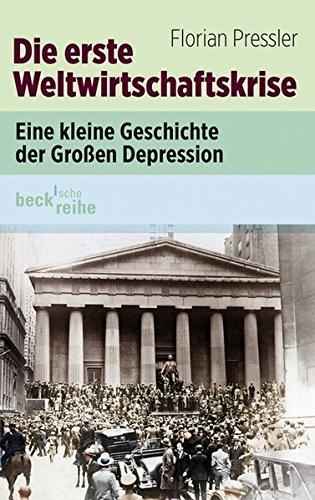 Die erste Weltwirtschaftskrise: Eine kleine Geschichte der großen Depression (Beck'sche Reihe)