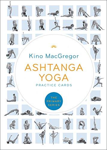 Ashtanga Yoga Practice Cards: The Primary Series -
