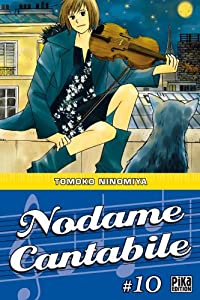 Nodame Cantabile Edition simple Tome 10
