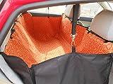 Wasserdicht Doppelt Zweiseite Hundedecke Auto Rückbank Rücksitz Automatten Transport Auto...