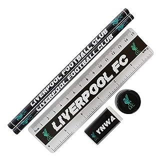 Liverpool FC LFC Tidepool Büromaterial Set Offiziell