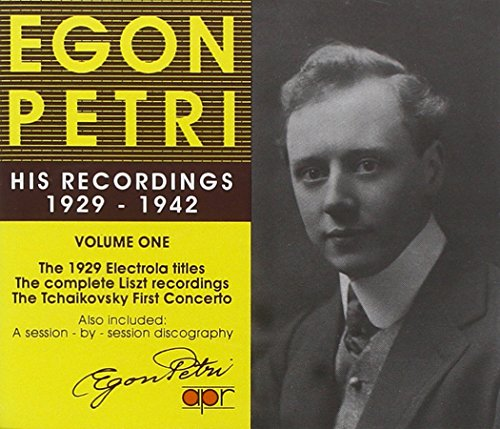 His Recordings 1929 - 1942