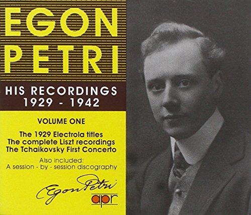 His Recordings 1929 - 1942