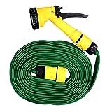 #5: New Water Spray Gun For Home Bike Car Cleaning Gardening Plant Tree Watering Wash - Multifunction Garden Hose