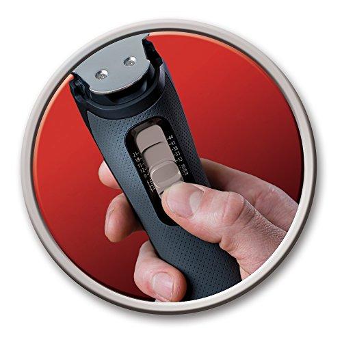 Remington HC7170 ProPower Titanium Ultra Haarschneider mit titanbeschichteten Klingen, ProPower-Motor, schwarz - Bild 4
