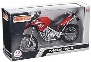 Globo Juguetes globo-de peluche naranja 6-model Spidko fundido motocicleta con licencia, Colores Surtidos