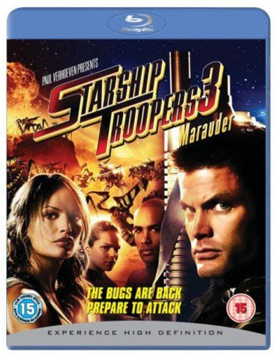 Starship Troopers 3: Marauder [Blu-ray] [UK Import]