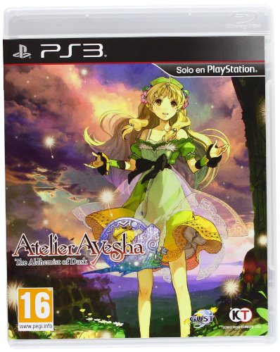 Atelier Ayesha: The Alchemist of Dust [Spanisch Import] (Atelier Ayesha Ps3)