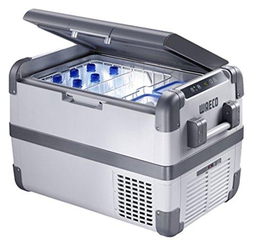 Preisvergleich Produktbild DOMETIC CoolFreeze CFX 50W - elektrische Kompressor-Kühlbox/Gefrierbox, 46 Liter, 12/24 V und 230 V für Auto, Lkw und Steckdose, mit WLAN + USB Anschluss, A++