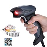 Aibecy Wired Handheld Barcode Scanner USB Reader RADALL RD-M5 2D per il Mobile Payment schermo del computer Scanner supporto QR, PDF417 e Datamatrix codice