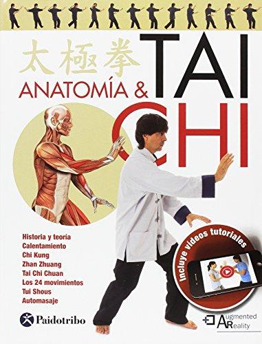 Anatomía y Tai Chi (Artes Marciales) por David Curto Secanella