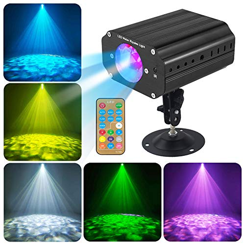 Lights & Lighting Glorious Projector Christmas Light Dj Disco Ball Lumiere Sound Activated Laser Effect Party Music Lamp Led Stage Light Disco Lights Quality And Quantity Assured