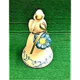 Glocke von Hand dekoriert Ostern