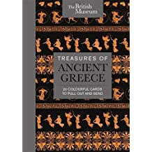 Treasures of Ancient Greece: 20 Colourful Cards to Pull Out and Send