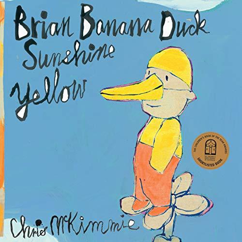 Brian Banana Duck Sunshine Yellow (English Edition)