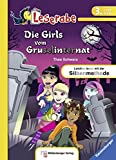 Die Girls vom Gruselinternat (Leserabe mit Mildenberger Silbenmethode)